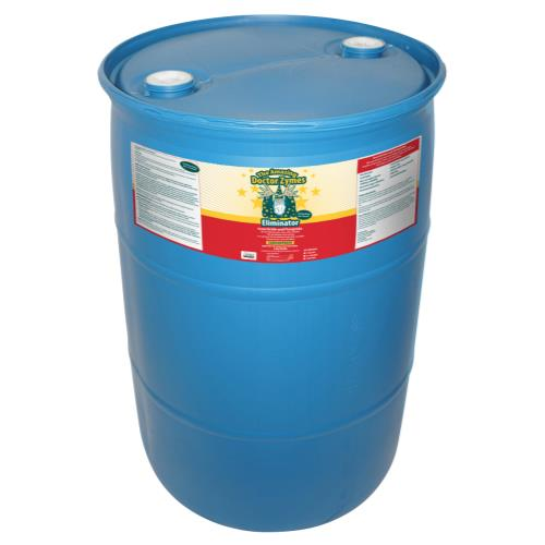 The Amazing Doctor Zymes Eliminator 50 Gallon Drum