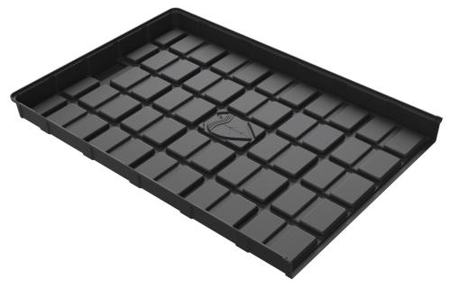 Botanicare 4' Black ABS Drain Tray 10/Case