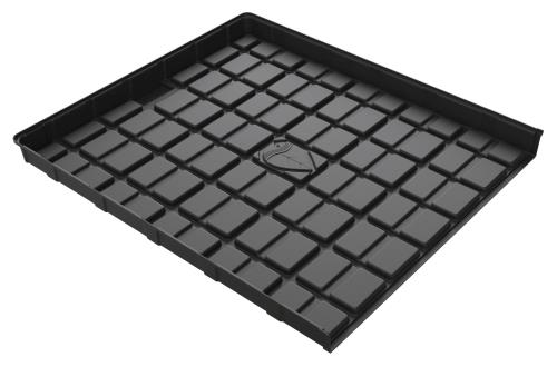 Botanicare 5' Black ABS Drain Tray 10/Case