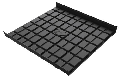 Botanicare 5' Black ABS Mid Tray 10/Case