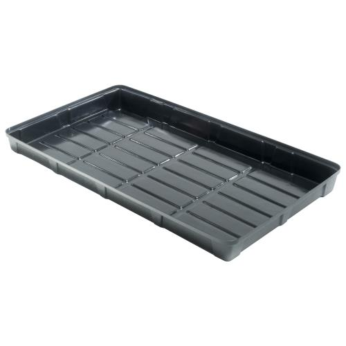 Botanicare Rack Tray 2 ft x 4 ft - Black 10/Case