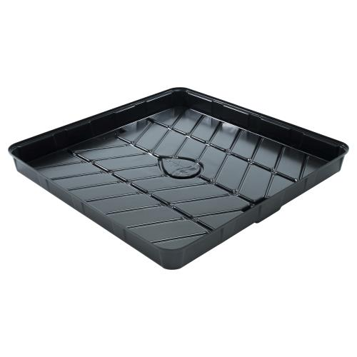 Botanicare LT Tray 3 ft x 3 ft - Black 10/Case
