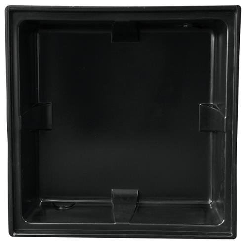 Duralastics 75 Gallon Reservoir Black 10/Case