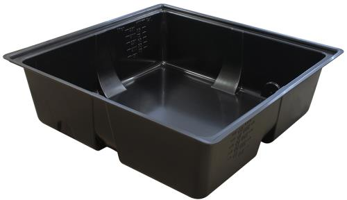 Duralastics 100 Gallon Reservoir  Black 5/Case