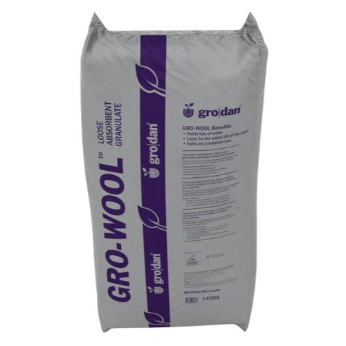 Grodan Gro-Wool Absorbent Granulate (5/Case)