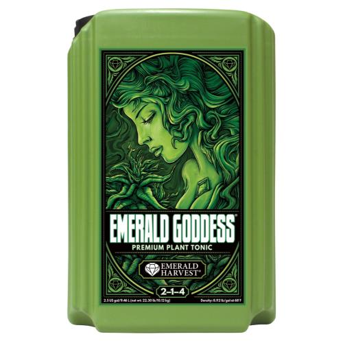 Emerald Harvest Emerald Goddess 2.5 Gal/9.46 L   (2/Case)
