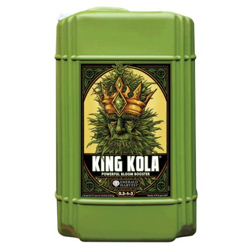 Emerald Harvest King Kola 6 Gallon/22.7 Liter   (FL, NM, PA Label)