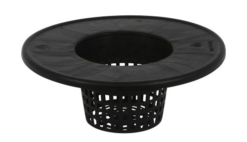 Gro Pro Mesh Pot/Bucket Lid 6 in   100/Case