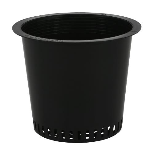 Gro Pro Premium Black Mesh Pot 8 in   200/Case