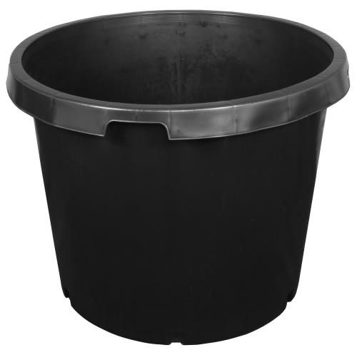 Gro Pro Premium Nursery Pot 25 Gallon 100/Case