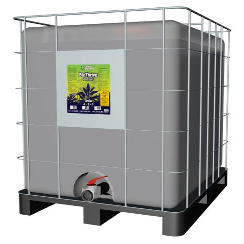 GH General Organics BioThrive Grow 275 Gallon Tote