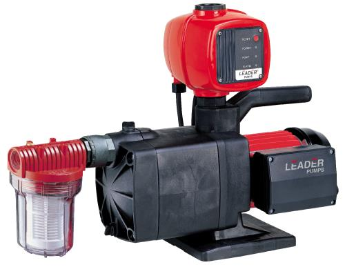 Leader Ecotronic 240F 3/4 HP Multistage
