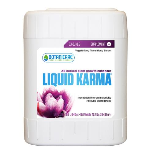 Botanicare Liquid Karma 5 Gallon (2/Case)