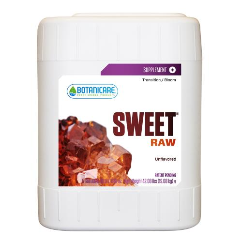 Botanicare Sweet Carbo Raw 5 Gallon (2/Case)