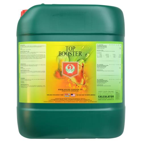 House and Garden Top Booster 20 Liter   (2/Case)