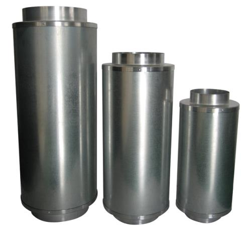 Phresh Duct Silencer  8 in x 24 in