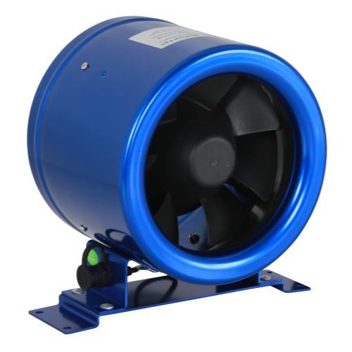 Hurricane Pro Shutter Exhaust Fan 16 in