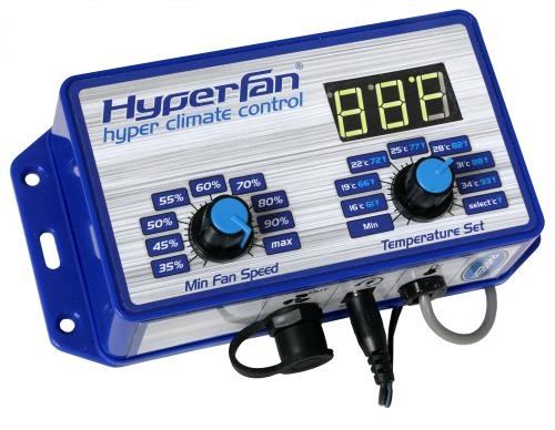 Hyper Fan Temperature Speed Controller