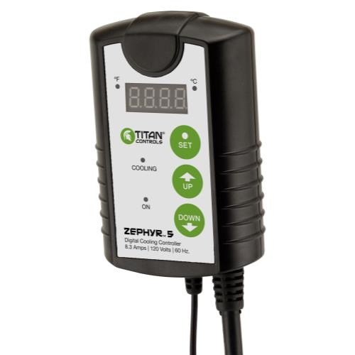 Titan Controls Zephyr 5 - Digital Cooling Controller