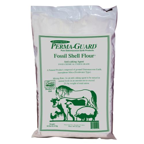 Perma Guard Diatomaceous Earth OMRI Food Grade 50 lb