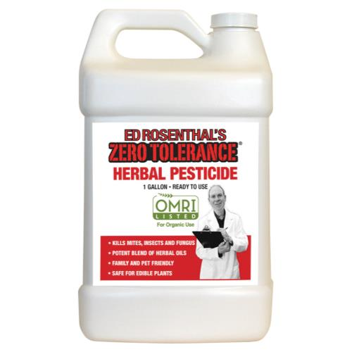 Ed Rosenthal's Zero Tolerance Botanical Pest Control RTU Gallon