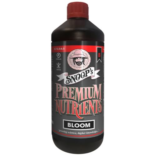 Snoop's Premium Nutrients Bloom B Circulating 1 Liter (Hydro Recirculating)