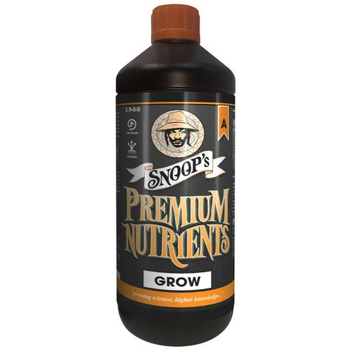 Snoop's Premium Nutrients Grow A Circulating 1 Liter (Hydro Recirculating)