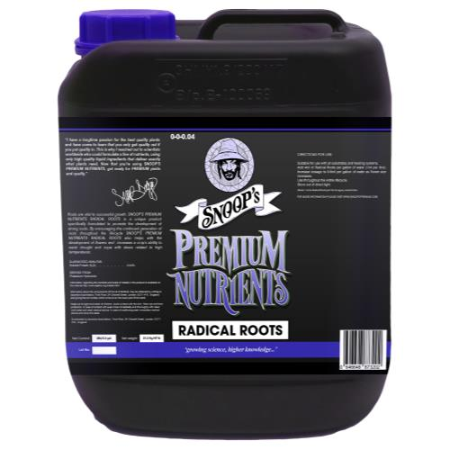 Snoop's Premium Nutrients Radical Roots 20 Liter