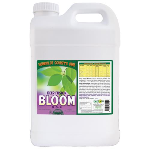 Emerald Triangle Deep Fusion Bloom 2.5 Gallon