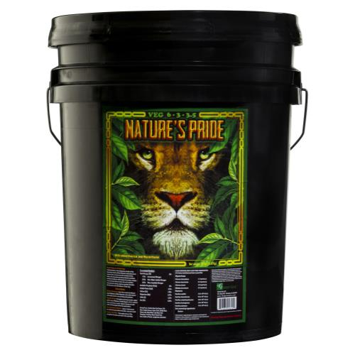 GreenGro Nature's Pride Veg Fertilizer 35 lb
