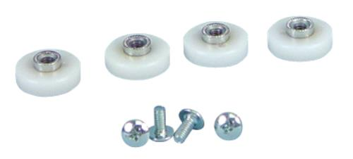 LightRail Trolley Wheel Replacement Kit