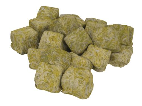 Grodan Stonewool Grow Chunks case (3 x  2 cu ft bags)