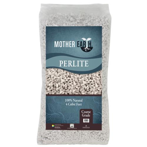 Mother Earth Coarse Perlite - 4 cu ft (36/Plt)