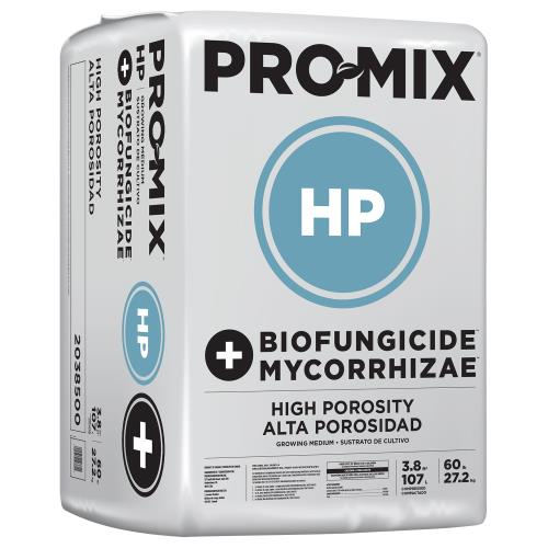 Premier Pro-Mix HP BioFungicide + Mycorrhizae 3.8 cu ft (10/ Pack)