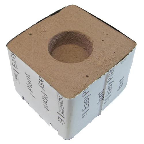 Oasis Easy Plant Block - 4 in x 4 in x 3 in - 1.75 in Hole Diameter