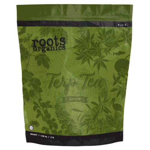 Roots Organics Terp Tea Grow 3 lb
