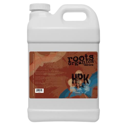 Roots Organics HPK Bat Guano & K-Mag 2.5 Gallon  0 - 5 - 4