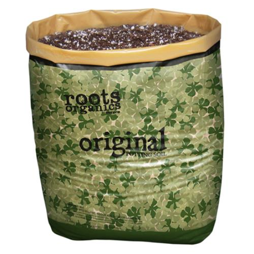 Roots Organics Potting Soil .75 cu ft
