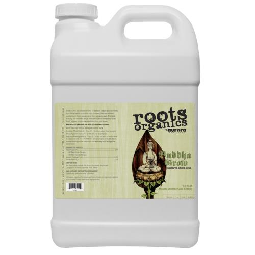 Roots Organics Buddha Grow 2.5 Gallon 2 - 0.25 - 1.5