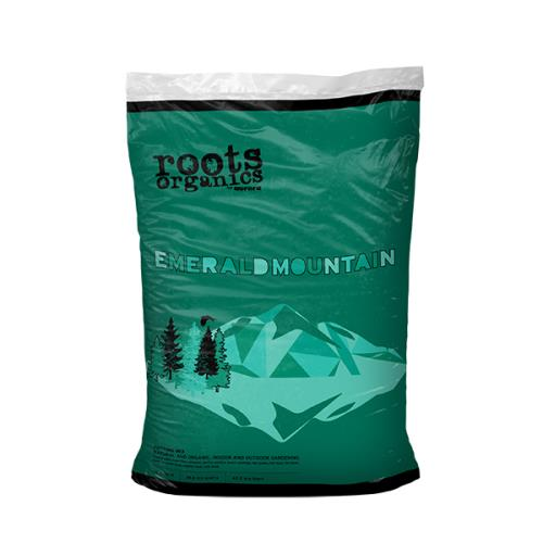 Roots Organics Emerald Mountain 1.5 cu ft