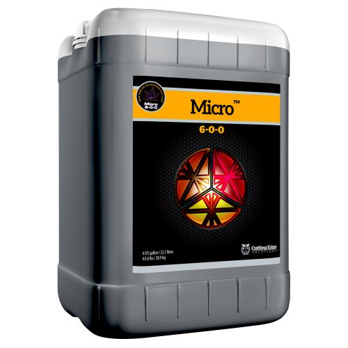 Cutting Edge Micro 6 Gallon 6 - 0 - 0