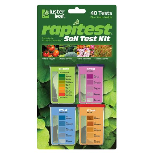 Rapitest Soil Test pH N,P,K