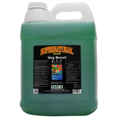 Supernatural Veg Boost 10 Liter