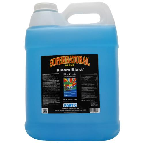 Supernatural Bloom Blast 10 Liter