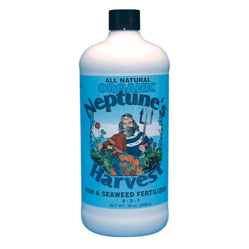 Neptune's Harvest Fish & Seaweed Fertilizer Quart