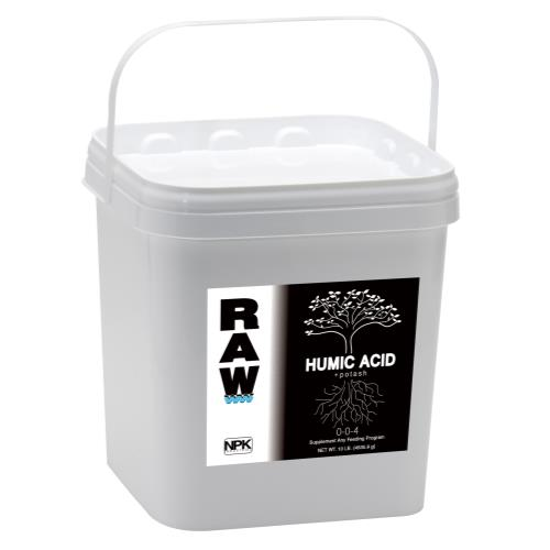 RAW Humic Acid 10 lb