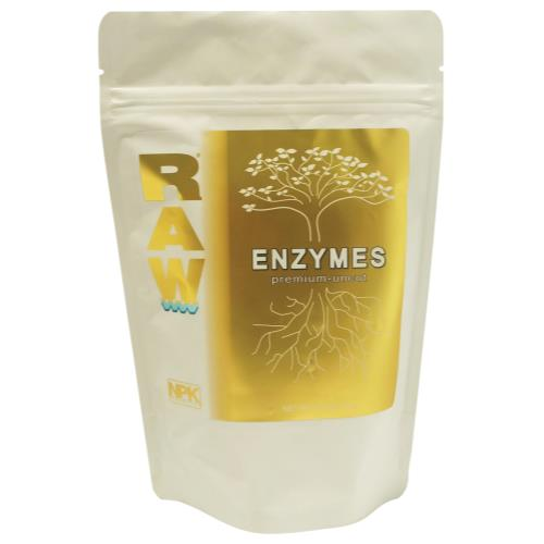 Raw Enzymes 8 oz