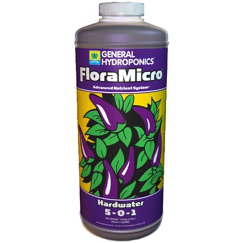 GH Hardwater Flora Micro Quart