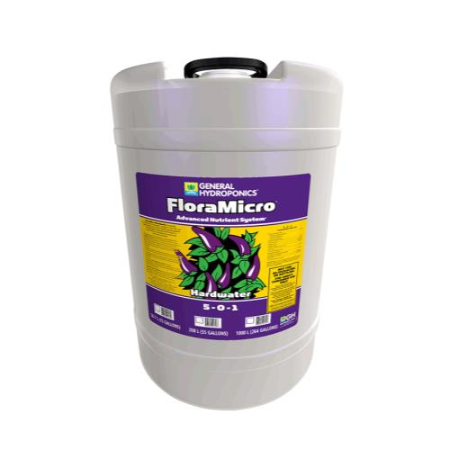 GH Hardwater Flora Micro 15 Gallon 5 - 0 - 1