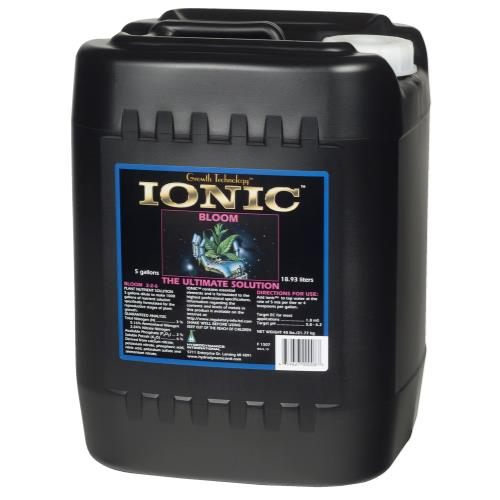 HydroDynamics Ionic Bloom 5 Gallon